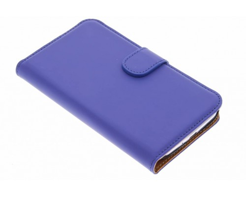 Samsung Galaxy S5 mini - Wallet Booktype hoes - Blauw