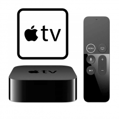 Apple TV 4K 32GB (Model A1842) (NIEUW)