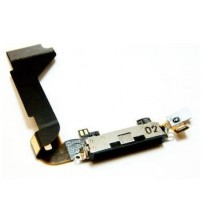 Apple iPhone 4 Dock connector zwart/wit