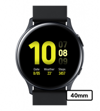 Samsung Galaxy Watch Active2 40mm SM-R830 - Zwart
