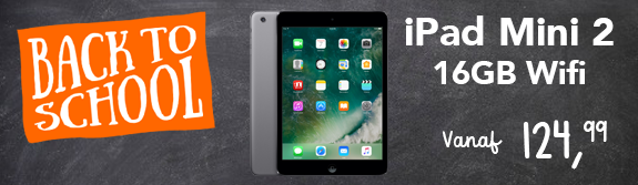 iPad Mini 2 back2school