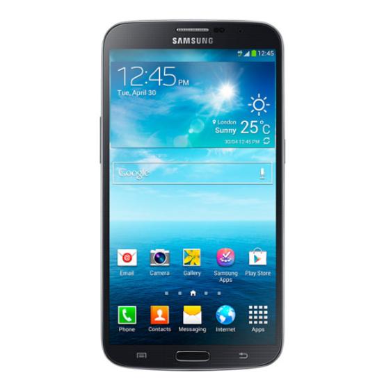 Samsung Galaxy Mega reparatie
