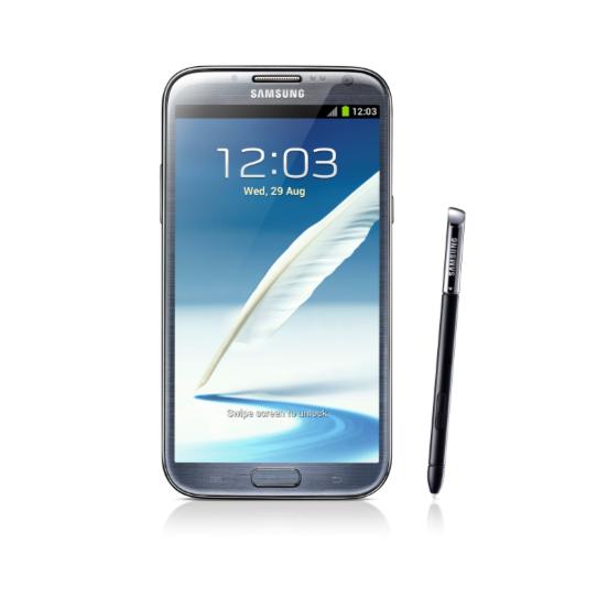Samsung Galaxy Note 2 reparatie
