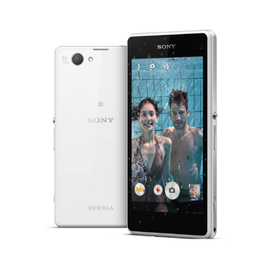 Sony Xperia Z1 compact reparatie
